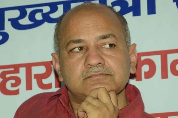 the ruckus of the workers expelled from sisodia