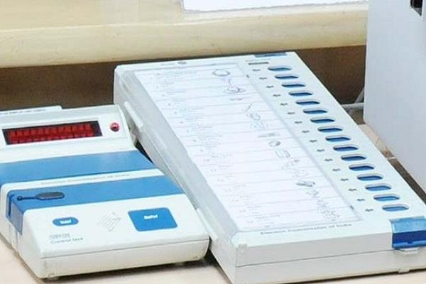 gujarat elections wi fi network found near evm