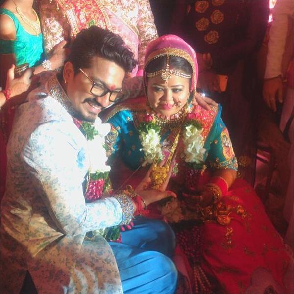bharti singh became mrs limbachiyaa