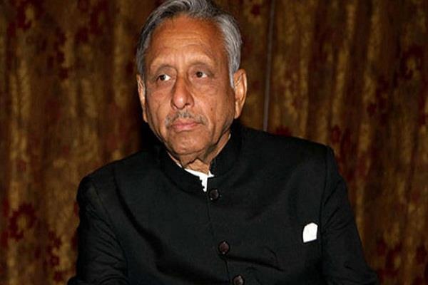 mani shankar aiyar suspended from congress primary membership