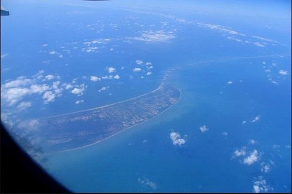 ramsetu the claim of scientists man made bridges between india and sri lanka