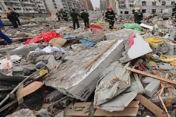 china factory explodes 2 killed