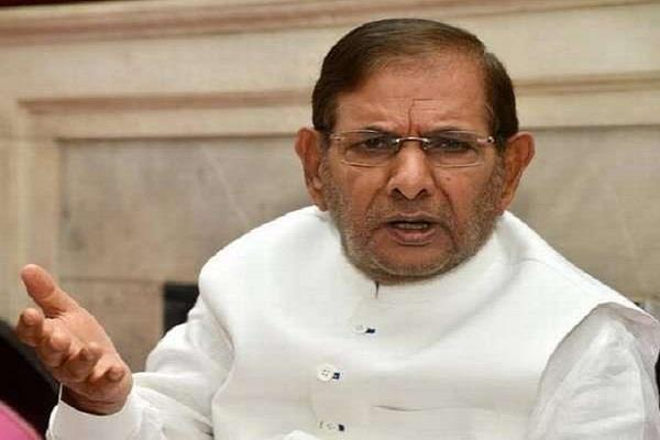 modi government is imposing their will on three divorces issue sharad yadav