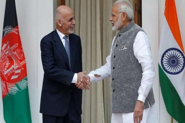 afghanistan is the most trusted regional partner of india pentagon