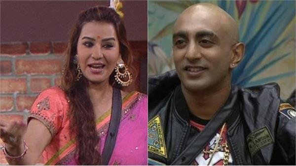 in bigg boss house akash and shilpa do kiss