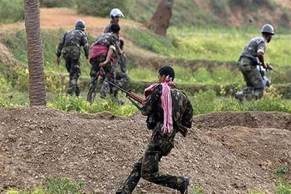 7 naxal piles during maharashtra encounter