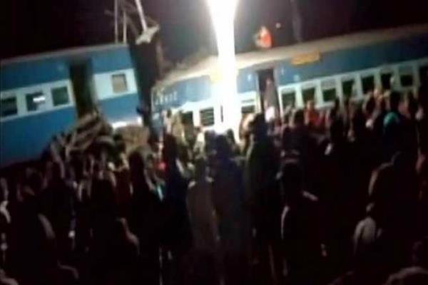 jagdalpur bhubaneswar express tragedy  36 dead