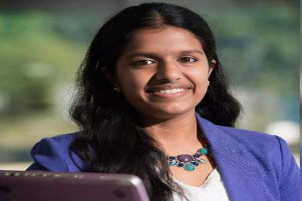 michelle obama selects indian american girl for education campaign