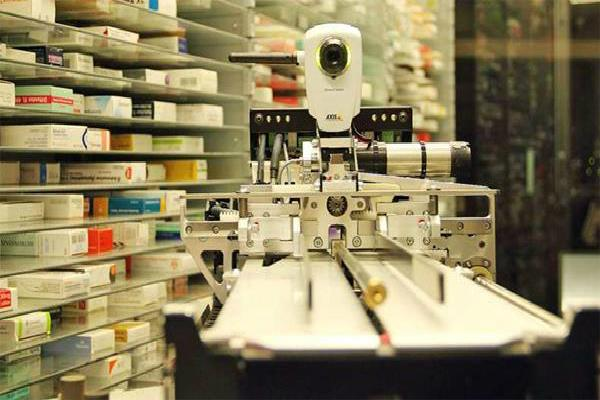 uae launches first robot pharmacy
