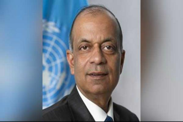 top indian diplomat in un panel to tackle sexual abuse