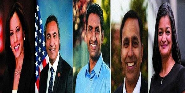 5 indo americans sworn in as members of us congress