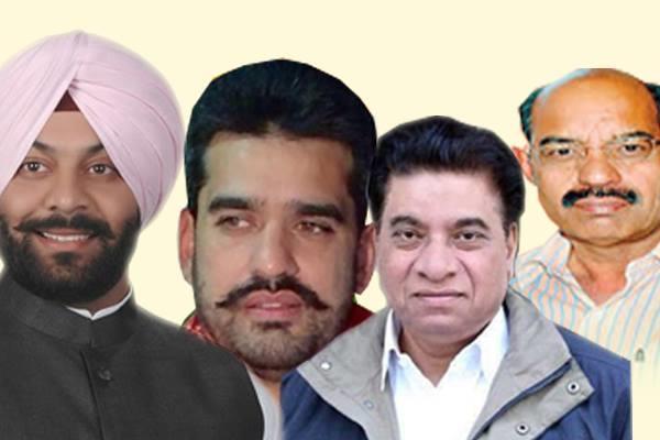 jalandhar four leaders son will elected punjab election