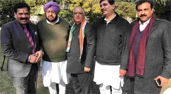 darbari lal returns to punjab congress after disillusionment with aap