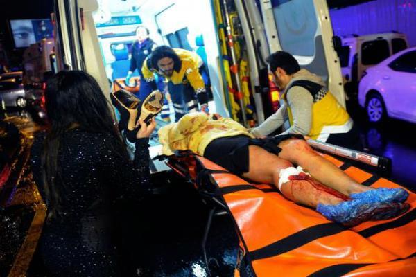 erdogan says istanbul nightclub attack sought to create chaos in turkey