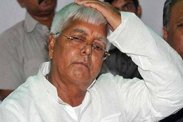 lalu had spent in prison for more than 6 months