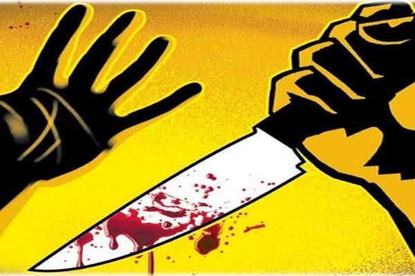 odisha  woman brutally murdered  the pen head
