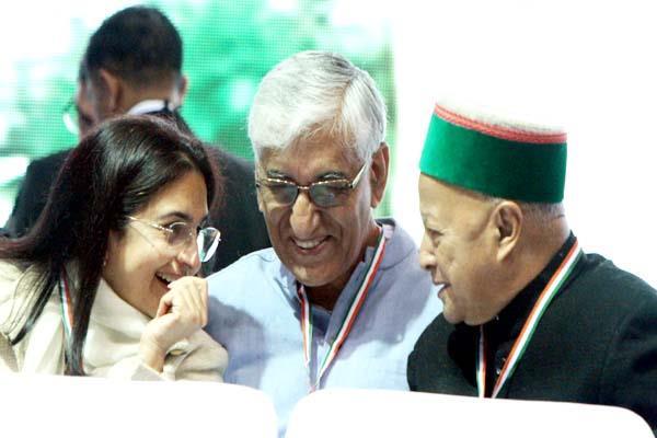 delhi  talktora stadium  congress  notbandi  central government  strategy