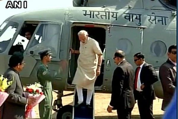 prime minister of the air force  there is no bill for foreign travel