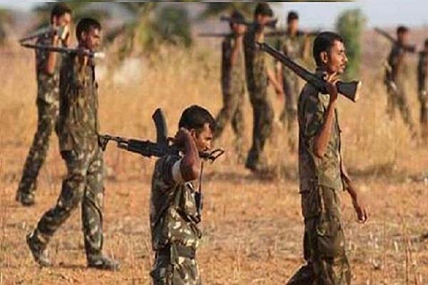 195 maoists surrendered in chhattisgarh
