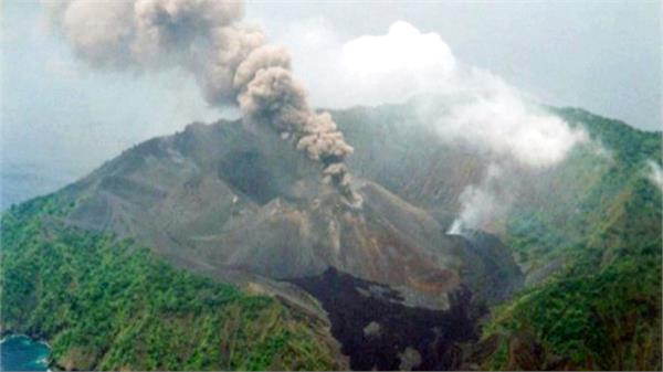 indias only active volcano in andaman