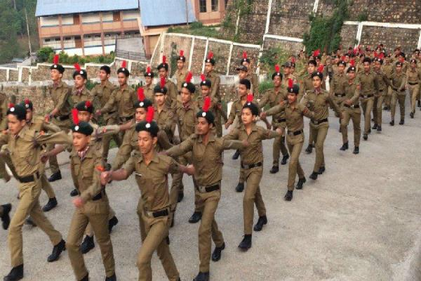 here will open himachal first ncc academy