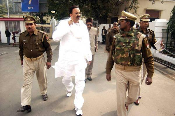 my life is in danger  i should shift to central jail  mukhtar ansari