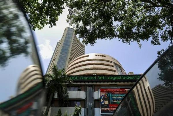 sensex jumps 198 76 points