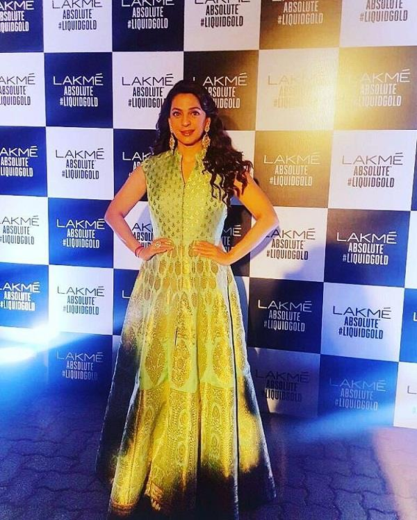 look of celebrities at lfw grand finale