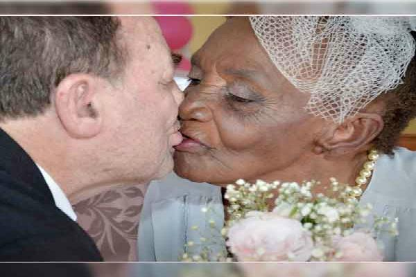 oldest fiancee gets engaged at the age of 106