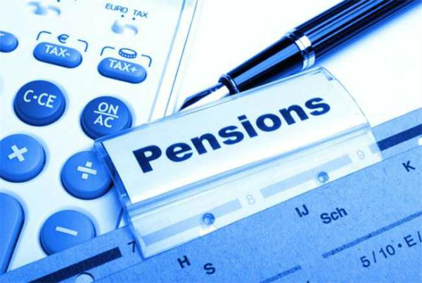 breaks own age of the new pension scheme