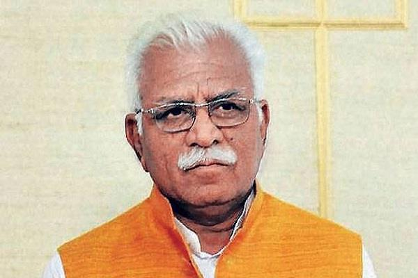 challenge for khattar to pursue own party members