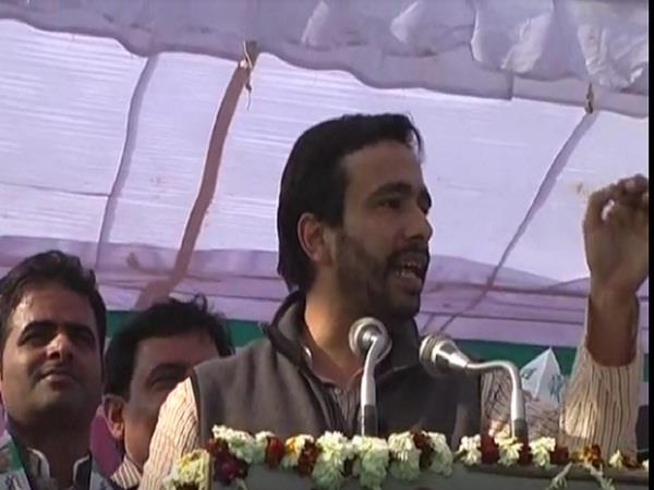 do not expect an apology from the bjp kisan debt jayant chaudhary