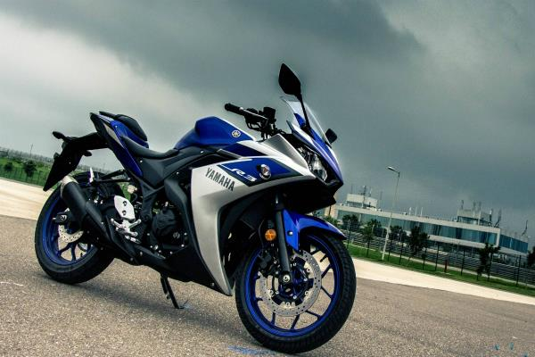 yamaha recalls 1155 units of yzf r3 in india