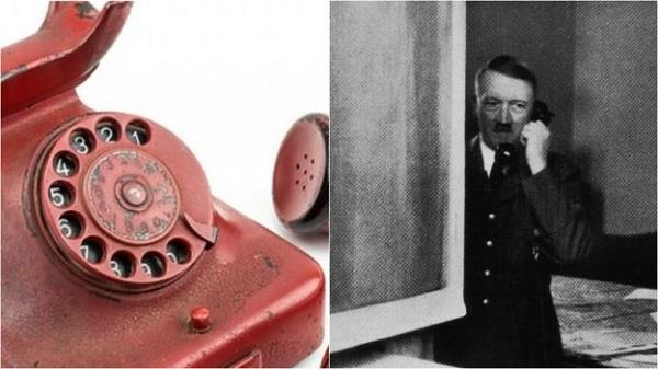 hitler  s telephone  to be auctioned in us