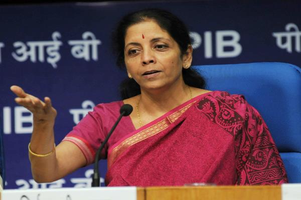 government will fulfill every shortage of military personnel sitharaman