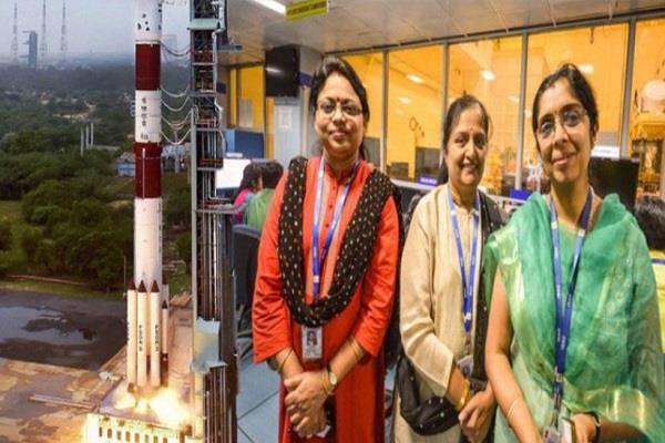 isro  india creates history of these women