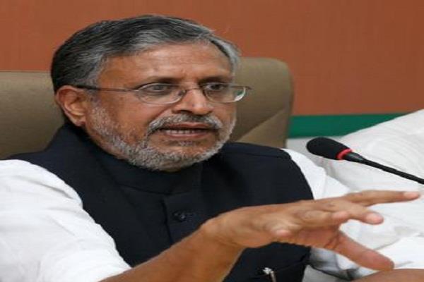 rjneta bureaucrat nexus paper leak case happened in bihar  bjp