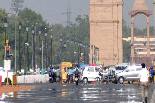 delhi  the weather office  meteorological