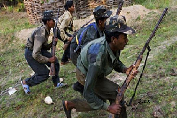 odisha  8 policemen killed in landmine blast