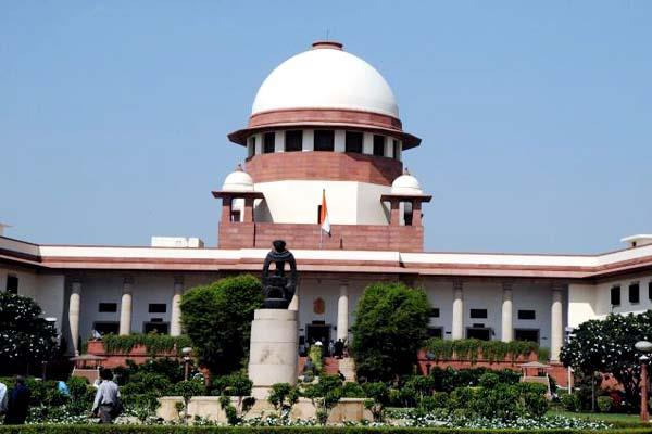 sc asks to centre  how can you make aadhaar mandatory