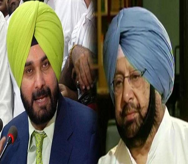 navjot singh sidhu wants to continue tv work will seek ag opinion punjab cm