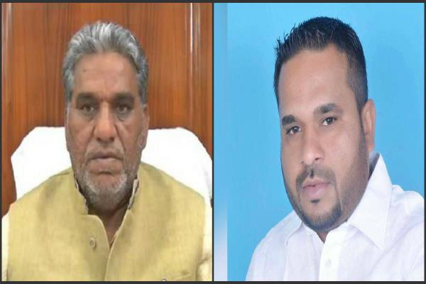 haryana cabinet minister krishna panwar son dead