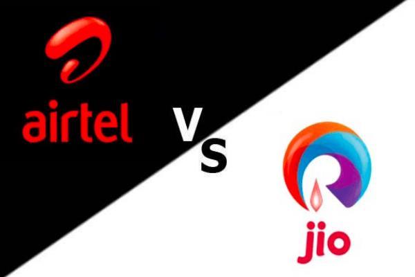 reliance jio files complaint against airtel