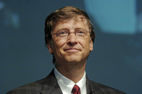 bill gates is the richest in forbes list