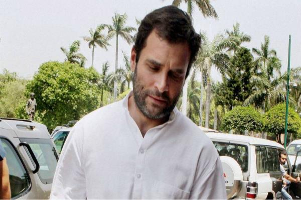 secretary told rahul gandhi responsible defeat change the team or else you