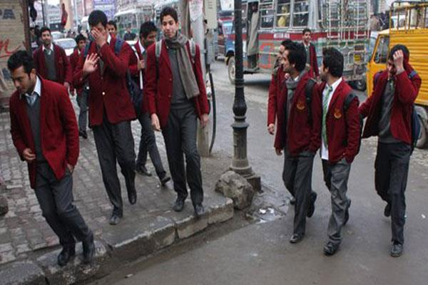 school reopen in kashmir