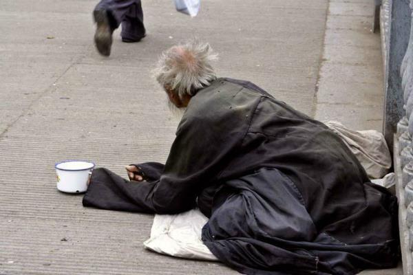 now the beggars will not be seen on the streets