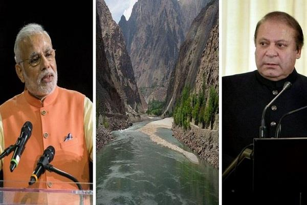 indus water treaty between india and pakistan