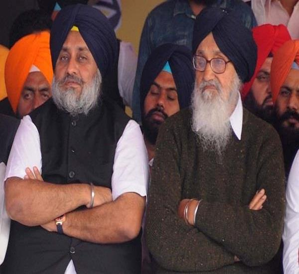 akali dal rebellion started before municipal elections 28 leaders resign
