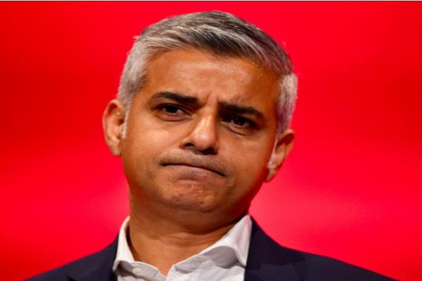 london mayor sadiq khan says terror attack part of living in major city